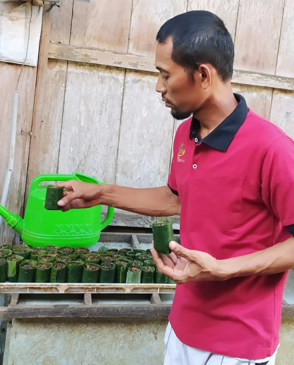 GREEN POLYBAG : MURAH, MUDAH DAN RAMAH LINGKUNGAN