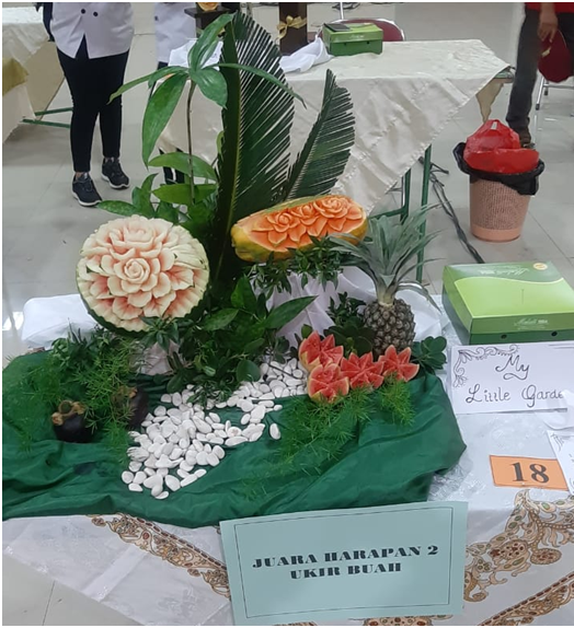 PARTISIPASI GROBOGAN DALAM FESTIVAL BUAH V PROVINSI JAWA TENGAH TAHUN 2020