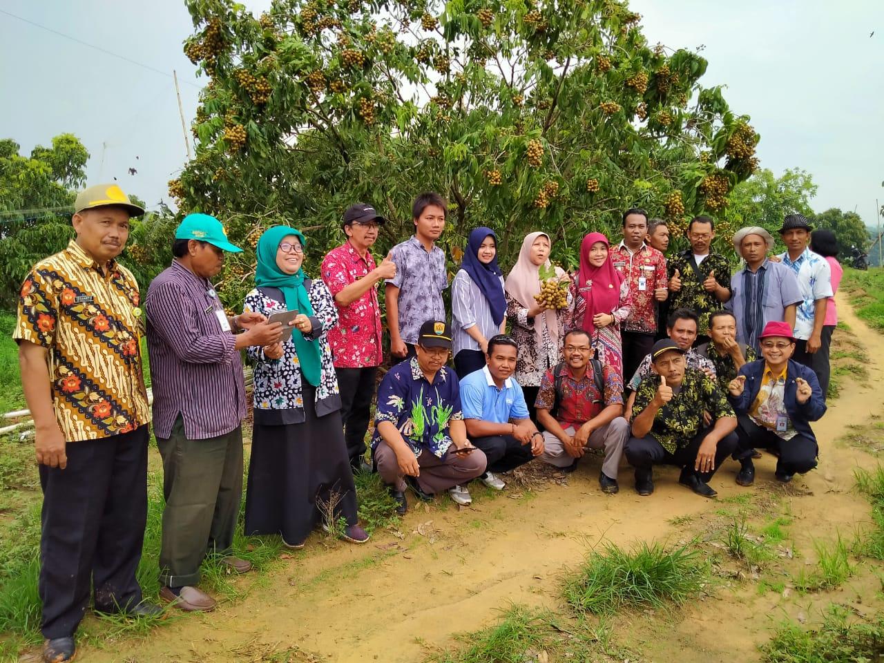 Kementan MoU dengan Pemkab Grobogan Kembangkan Horti dan Agroekowisata